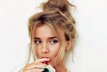 Bun hairstyles for teens