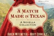 A MATCH MADE IN TEXAS / A Novella Collection - releasing in December 2013