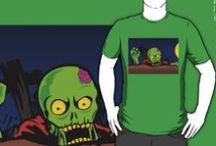 Zombie Ghetto RB Merchandise / All the merch on Redbubble / by Chillee Wilson