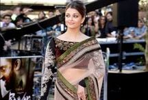 Bollywood Sarees & Suits / Bollywood celebrities rocking the gorgeous Saree and suits!