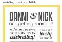 Inspirating invitations