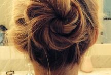 PonyBun® Hair Bun Covers & Accesories / Your hair in a bun in seconds..no bobby pins