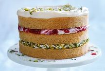 Baking / Desserts, cookies, cakes and sweet delights