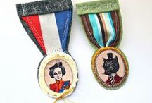 Jewellery + Medals / by YoYo