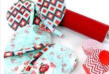 Sewing & DIY for Home - Free Patterns / DIY - Sewing - gesammelte Werke von schönen Anleitungen für zu Hause