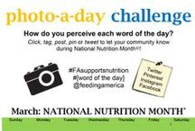 National Nutrition Month / by Feeding the Gulf Coast