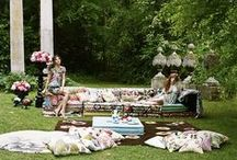 Faerie Prom: Decor / Faerie Prom inspiration! / by K. D.