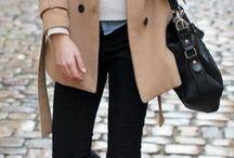 Fashion inspiration / Feminine, minimalist, classy