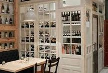 Wine Storage Extravaganza / Cool places to store your wine.