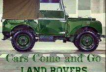 Land Rover / The BEST 4 x 4 x far......