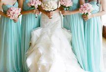 My Tiffany Blue Wedding