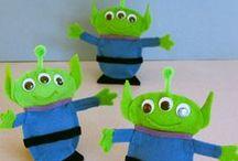 Sewing Plushies & Toys - Free Patterns / DIY - Sewing - Links zu kostenlosen Anleitungen für Plüschiges - nicht nur für Kinder ;-)
