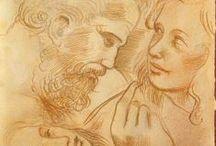 RAFFAELLO / MY DRAWINGS FROM RAFFAELLO  ART