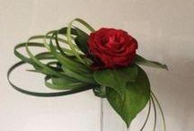 bloemsierkunst / bloemschikken