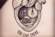 Random Tattoo Motive / Inspiraton