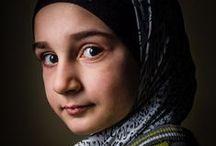 Portraits / Portraits of Syrian Refugee Children