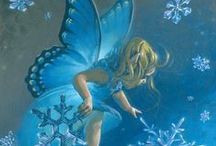 enchanting fairies / by My interests, loves, passions...
