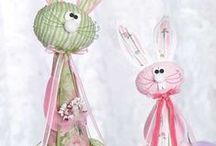 Sewing for Easter - Free Patterns / DIY - Sewing - Ideen zu Ostern - Ideas for Easter
