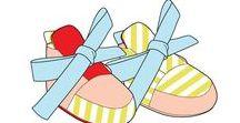Sewing for Babys - Free Patterns / Kostenlose Nähanleitungen und Schnittmuster für Babykleidung