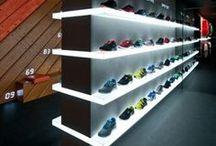 Retail interiors / Retail design and concepts