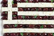 Greek Food... / Delicious, tasty delicacies from beautiful Greece!!