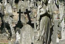 Cemetaries, Headstone's & Crypts