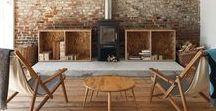 Przytulnie i nastrojowo / Tworzymy ciepły, magiczny nastrój w domu za pomocą światła, tkanin, dekoracji i kolorów.