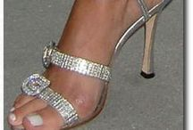 Shoes-silver,golden
