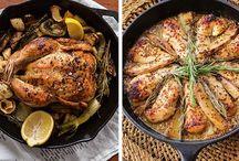 Recipes; chicken