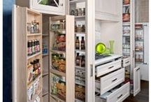 Small kitchen / Ideas for a small kitchen