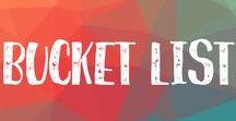 Travel bucket list / travel destinations | unique places | places to visit | beautiful places | travel inspirations | bucket list