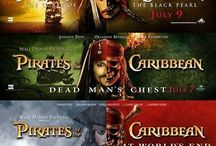 Pirates of the Caribbean ⚓️ / Every time a new pirates of the Caribbean movie comes out I feel pure joy..... I can totally describe my feelings about those masterpieces!