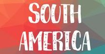 Get lost in South America