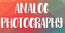 Analog travel photography