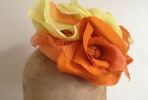 My hats and fascinators / All available from my Etsy shop: www.Etsy.com/shops/HatsandGems