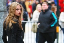 Cara Delevingne / by Confessions of a Shopaholic by Yami