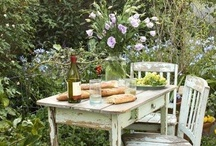 Italian Dream Giardino / Inspiration For A Dreamy Garden Anywhere
