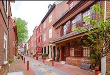 Philly Homes / Highlights attractive houses, condos, apartments & lofts, around the Philadelphia area.