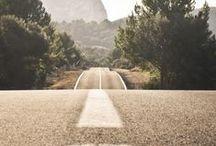 Beautiful paths * Roads *