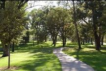 Enjoy the Outdoors/Beauty in Greeley / Greeley has more than 40 community parks, open spaces, dog parks, and other conservation areas--head outside when the weather's warm!