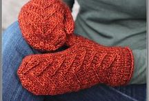 { Arms & Legs } / Mittens, fingerless gloves, and legwarmers. Keep them extremities warm, y'all!