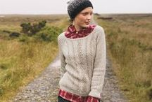 Knits Worn Well / Styling and outfit inspiration for knitwear