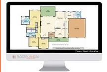 Estate Agents - Options & Layouts / For all your online marketing, websites, web portals, emails and office publications - Include a Floor Plan, Talk to us.....