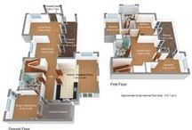 FloorPlans24 - Examples - Options / A floor plan shows the entire property, not just part of it. In other words, floor plans reveal what photographs often do not: the proportions of rooms. The plan is useful even after a viewing as it's a reminder of the layout and flow particularly after viewing several houses in one day…. Various options available - from our Classic layout - to Enhanced full colour - to cutting edge 3D layout. All plans can carry your company logo or watermark. Talk to us - Enjoy these samples....