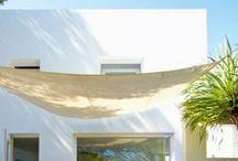 Garden - making shade / Ideas for creating shade in hot sunny yards