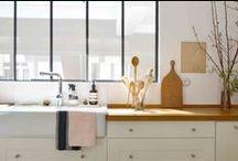 If wishes were kitchens / Beautiful bright cheery modern kitchens