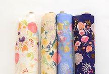 FABRIC! / Beautiful fabric for modern sewing
