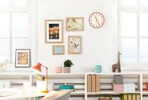 Bright cheery studios / Studios and offices with a bright cheery modern vibe