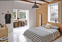 Pretty pretty spaces / Pretty modern and rustic living rooms, dining rooms, bedrooms, and homes