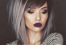 Hair / Hair inspiration, coiffure, se coiffer, coupes de cheveux